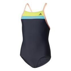 BS0248 adidas kostium kąpielowy dziewczęcy