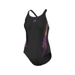 S20724 adidas kostium kąpielowy damski  LIN INSP 1PC