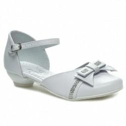 423 Zarro buty komunijne dziewczęce
