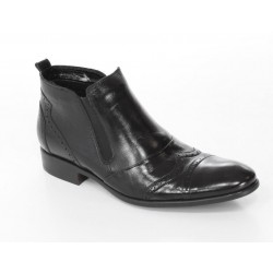 Pilpol buty męskie czarne