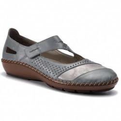 Rieker 44866-12 buty damskie