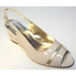 A132P Zodiaco buty damskie beżowe