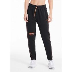 Puma spodnie damskie czarne 596302 51