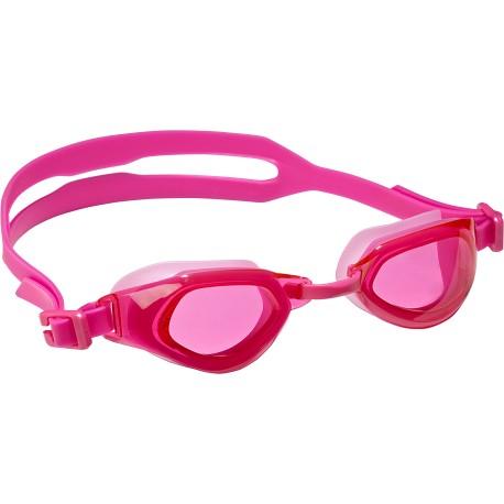 Gogle pływackie adidas różowe