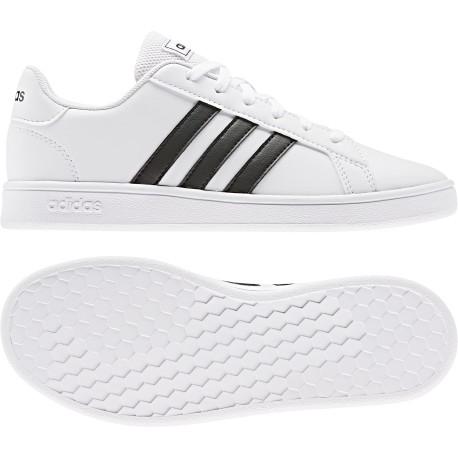Buty młodzieżowe adidas GRAND COURT K