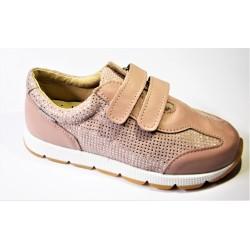 Mazurek 1362 buty dziewczęce różowe