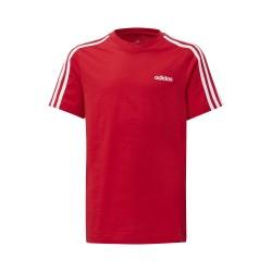 adidas koszulka dziecięca czerwona