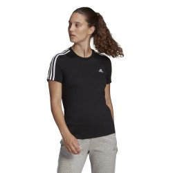 Sportowa koszulka damska adidas czarna