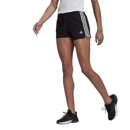 Krótkie spodenki damskie adidas W 3S SJ SHO