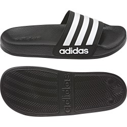 Klapki basenowe dziecięce adidas czarne