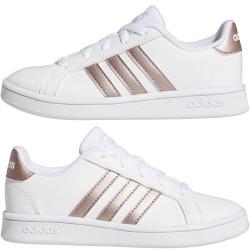 GRABD COURT K adidas buty dziewczęce