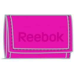 Z59407 Reebok portfel różowy
